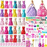 ZITA ELEMENT 11.5 Inch Girl Doll Closet...