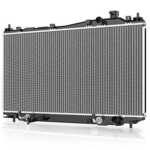 02 honda civic radiator - 5