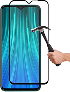Lapinette Full Tempered Glass Compatibel met Xiaomi Redmi Note 8 Pro - Screenprotector van Gehard Glas Redmi Note 8 Pro Fu...