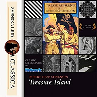 Treasure Island                   By:                                                                                                                                 Robert Louis Stevenson                               Narrated by:                                                                                                                                 Adrian Praetzellis                      Length: 7 hrs and 28 mins     5 ratings     Overall 4.2
