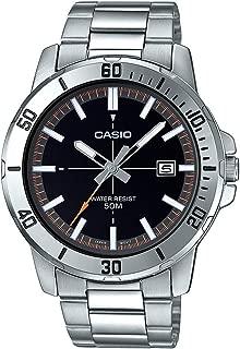 Casio Analog Black Dial Men's Watch-MTP-VD01D-1E2VUDF (A1734)