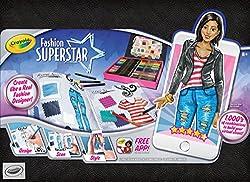 Kids Fashion Design Kit Makes An Ideal Starter For Little Aspiring Designers