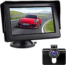 Backup Camera for Cars Reverse Rear View Camera for Car, 4.3'' Back up Cameras for Pick up Truck Rearview Camera Night Vis... photo