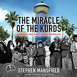 The Miracle of the Kurds audiobook cover art