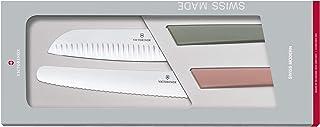 CUCHILLO SWISS MODERN JUEGO 2 PZAS, MULTICOLOR VICTORINOX 6.9096.22G