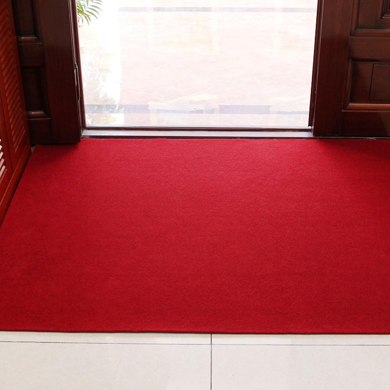 Slim Door Mats  Indoor Floor Mat Entrance Door Mats In The Hall Kitchen Water Absorbent Anti-slip Mat-B 120x120cm(47x47inch)