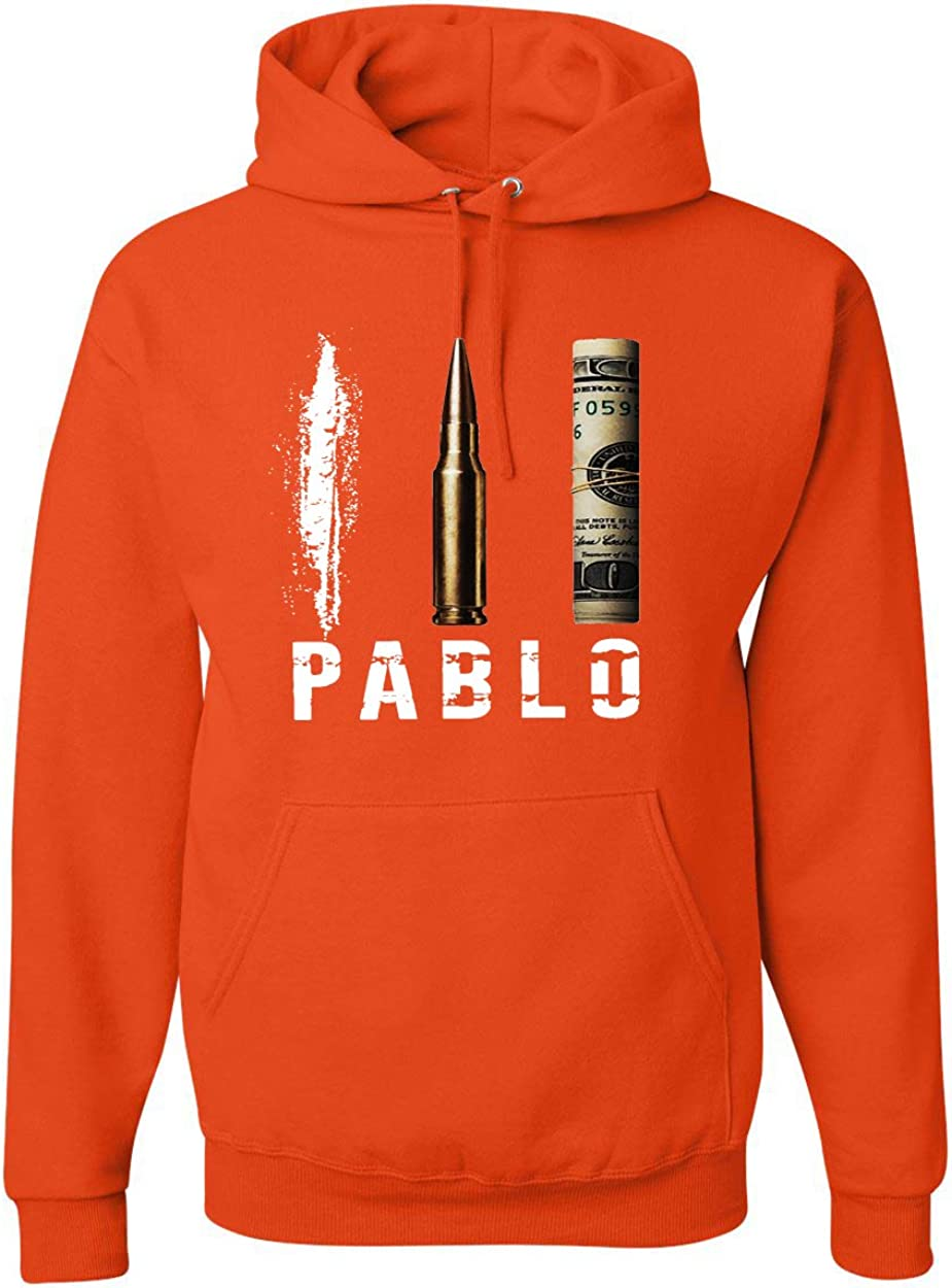 Wild Bobby Pablo Escobar Cocaine Award Pop Narcos Many popular brands Culture Mens Hoode