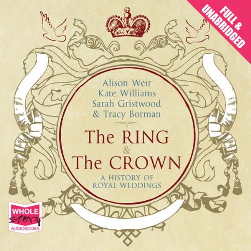 The Ring and the Crown audiobook cover art