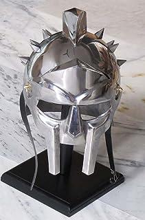 Średniowieczny kask pancerz Maximus Decimus Meridius Gladiator
