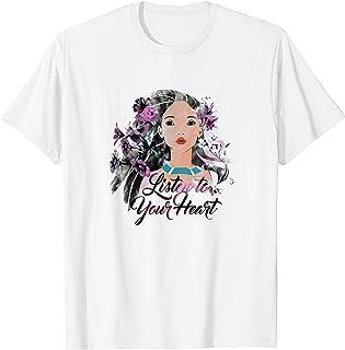 Disney Pocahontas Listen To Your Heart T-Shirt