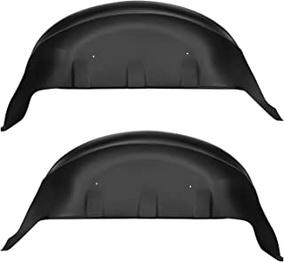 Husky Liners 79131 Black Fits 2017-19 Ford F-250/F-350, 2 Pack