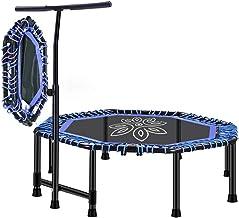 Trampoline Volwassen Gym Trampoline/Home Indoor Elastisch Touw/Gewichtsverlies Apparatuur/Bungee Jumping Bed (Kleur: B)