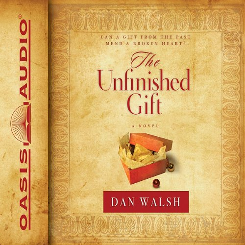 The Unfinished Gift audiobook cover art