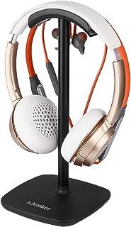 Avantree HS910 Soporte Auriculares Doble Banda Cuello, Auriculares pequeños, de Gancho, Resistente y Ligero, almacena Dos...