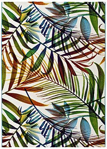 Unitrama Tapis de Sol Série Colors - Modèle : 22373-120X170 cm - Poils : 13,00 mm