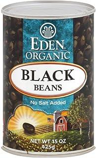 Eden Organic Black Beans 15.0 OZ(Pack of 4)