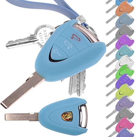 Auto Schlüssel Hülle Silikon Schutz Cover Elektronik