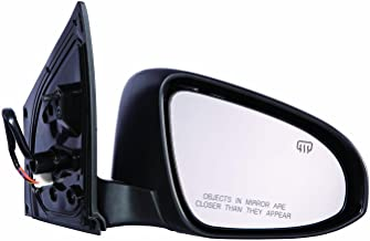 DEPO 312-5441R3EBH Toyota Corolla Passenger Side Heated Power Mirror with Turn Signal Lamp
