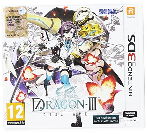3DS 7TH DRAGON III