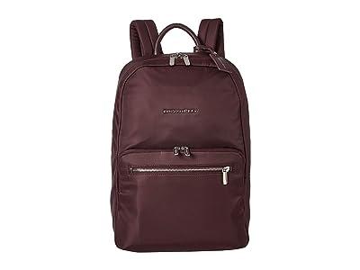 Briggs & Riley Essential Medium Backpack (Plum) Backpack Bags