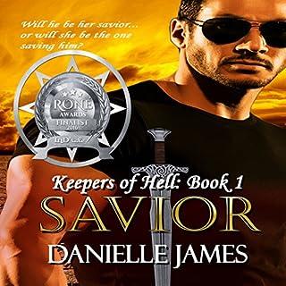 Savior audiobook cover art