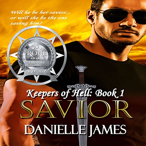 Savior audiobook cover art