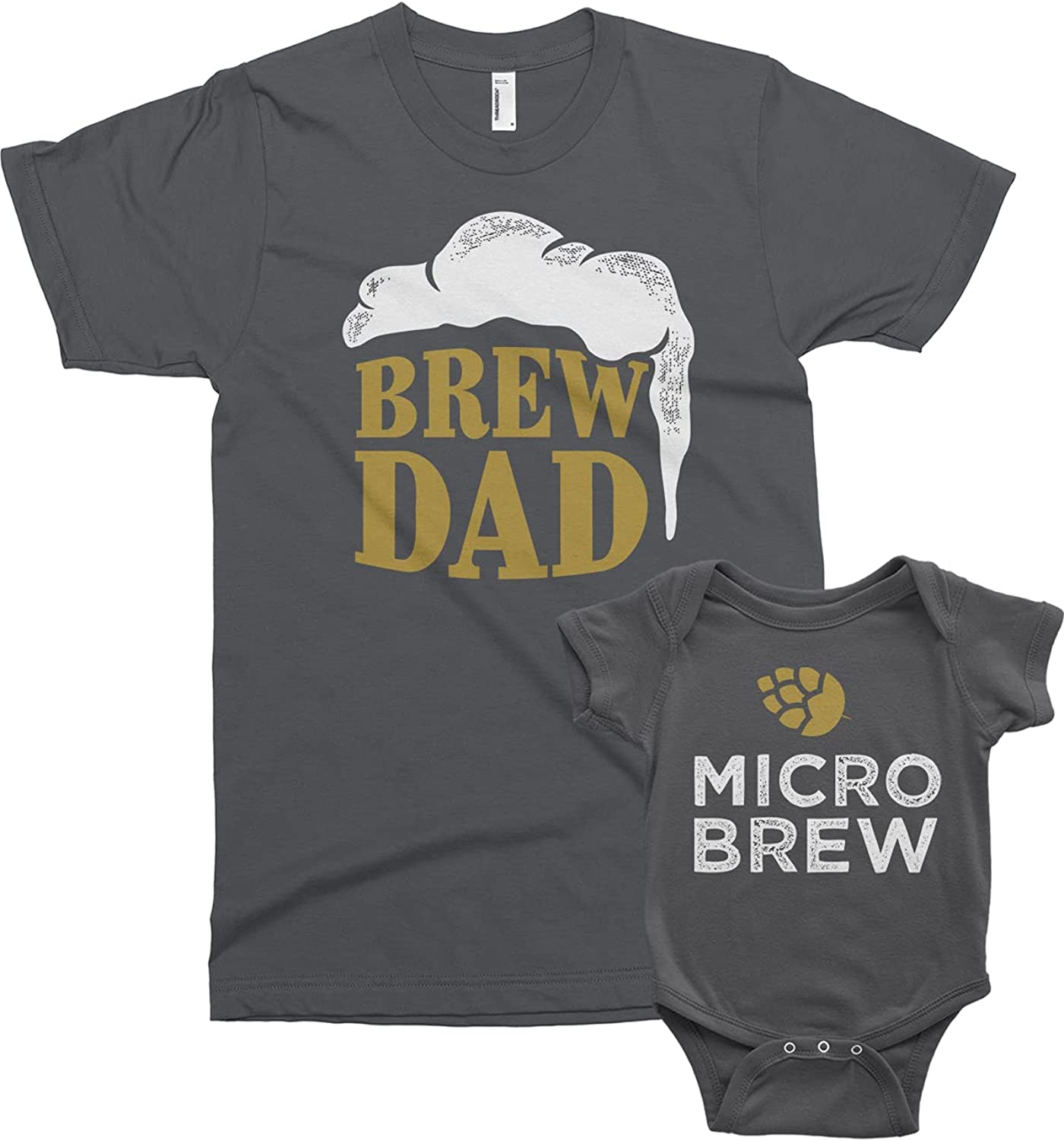 Threadrock Brew Dad Micro - Father Japan Maker New Toddler Matching List price Baby