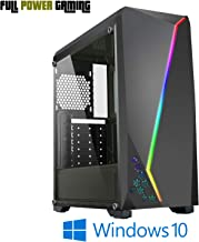 FPG CStar Custom Built RGB Gaming Computer Intel CPU - Geforce GTX 1650 4GB SSD 240 8 GB ram Budget Gaming PC Desktop