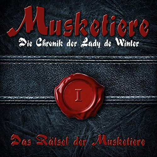 Das Rätsel der Musketiere Titelbild