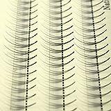 Scala Thickness 0.1mm C Curl 3 Root 90PCS Individual Lashes Black False Eyelash Natural Long Cluster Extension Makeup Beauty Health Makeup Fake Eyelashes (13mm)