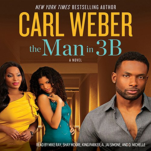 The Man in 3B audiobook cover art