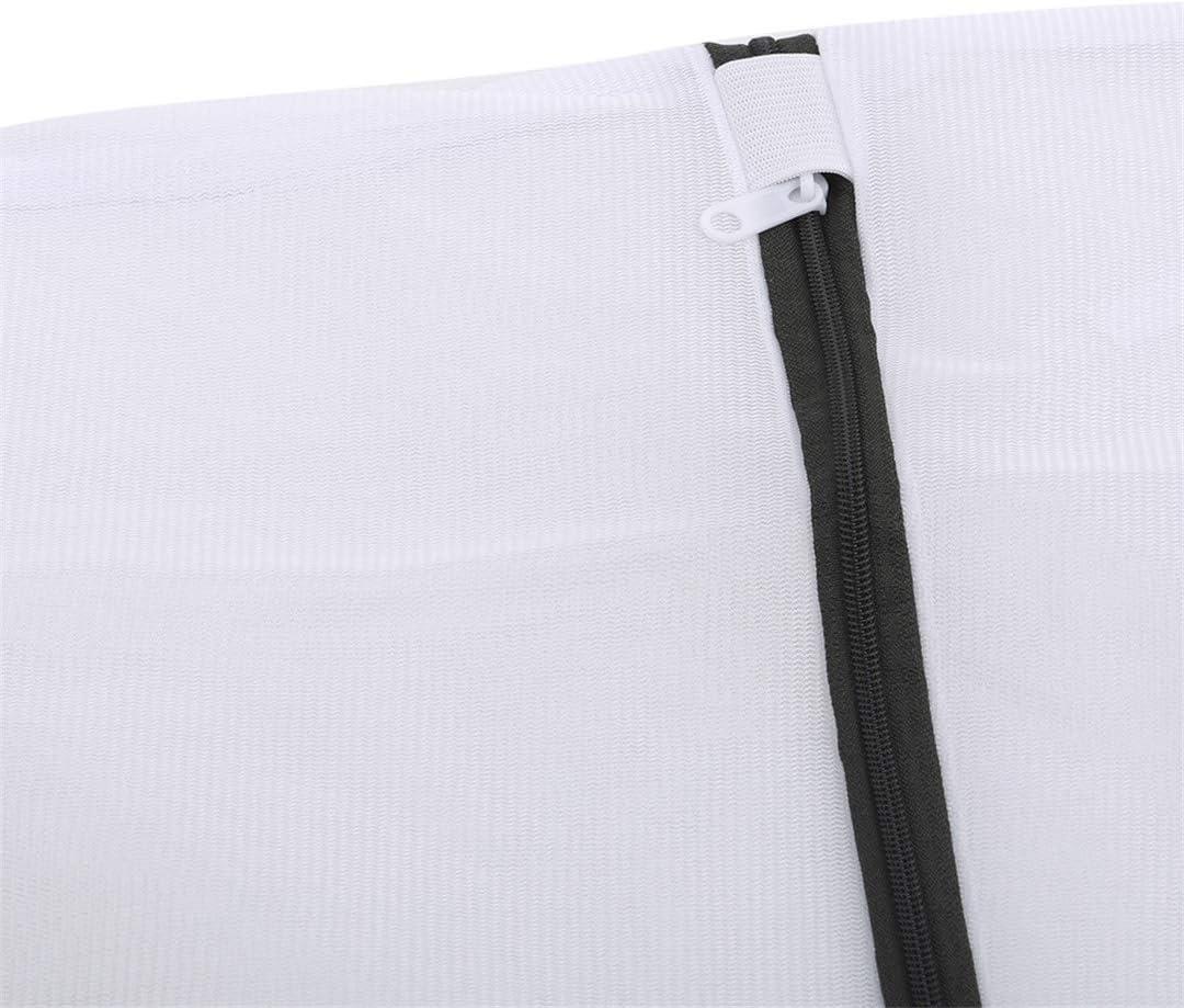 30 40 cm, ZQHTY Sacs /à Linge en Filet pour Machine /à Laver Ensemble de Filet /à Linge avec Fermeture /à glissi/ère pour Les Articles d/élicats Chemisiers Bonneterie Soutien-Gorge
