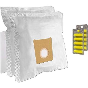 10 Bolsas de aspiradora para Bosch BS 55, BS55: Amazon.es: Hogar