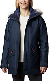 Columbia Carson Pass Interchange Jacket