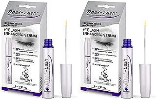 Rapid lash Eyelash Growth Enhancer Serum - Lash Eyelash Growth Serum for Longer,0.1 Fl Oz (3ml) (2 PACK)