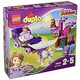 """レゴ (LEGO) デュプロ ディズニー ちいさなプリンセス ソフィア""""まほうの馬車"""" 10822"""