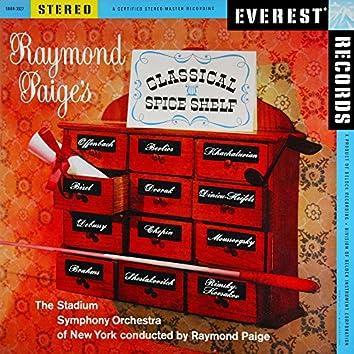 Raymond Paige's Classical Spice Shelf