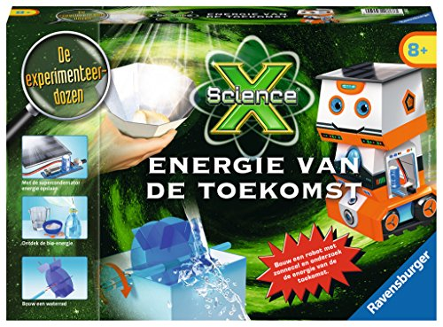Ravensburger ScienceX® Energie van de toekomst