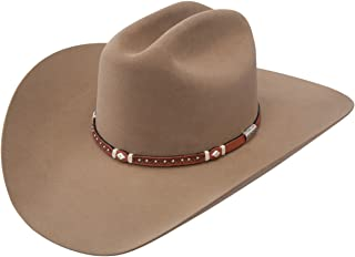 d2a6b521736fba Amazon.com: Stetson - Cowboy Hats / Hats & Caps: Clothing, Shoes ...