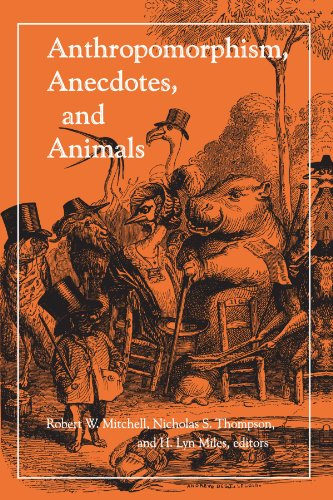 Anthropomorphism, Anecdotes, and Animals (SUNY Series in Philosophy and Biology)