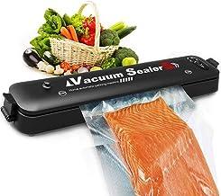 Landvand Vacuum Food Sealer Sealing Machine Household Preservation Machine Automatic Food Vacuum Packaging Small Plastic S...