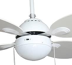 Amazon.es: ventiladores de techo con luz silenciosos