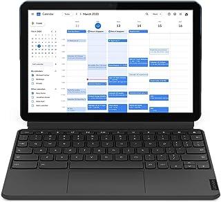 新品 Lenovo office無し ノートパソコン タブレット PC IdeaPad Duet Chromebook 10.1型 メモリ 4GB eMMC 128GBChrome OS 動画 ゲーム ビジネス 薄型 軽量 ZA6F0038JP