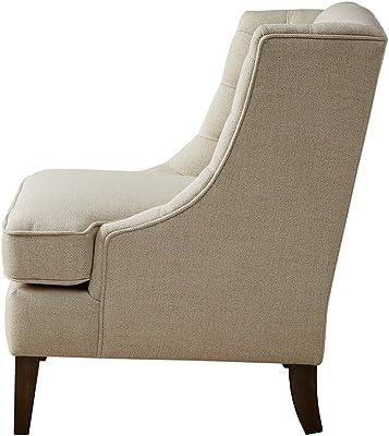 Amazon Com Tommy Hilfiger Warner Wingback Chair Kitchen