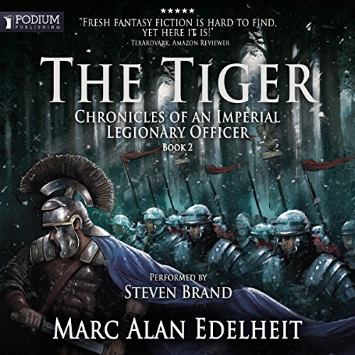 The Tiger cover art