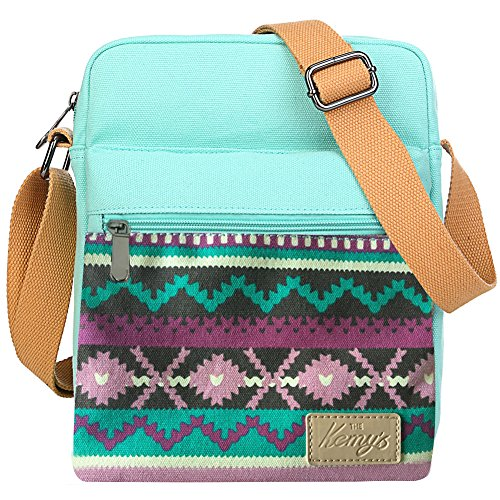 Product Image of the Kemy's Girls Tween Purses Set Small Crossbody Purse for Teen Girls Women Canvas...