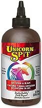 Unicorn SPiT 5771012 Gel Stain & Glaze, Rustic Reality, 8 Ounce Bottle