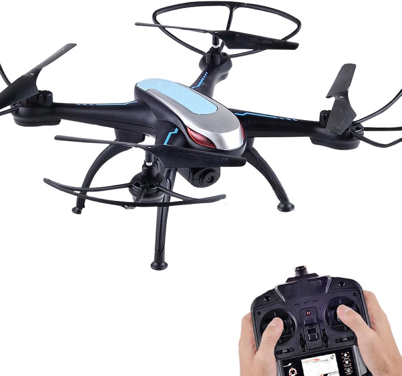 precio mas barato KYOKIM Control Remoto Y Aplicación Aplicación Aplicación De Teléfono Móvil Control De 4 Ejes Drone Cámara De 5 Megapíxeles Transmisión De Imágenes En Tiempo Real,2Batteries  forma única