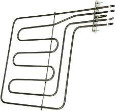 Resistencia grill (superior) 1000 + 1650 W – Horno – De Dietric, ATAG, FAGOR, BRANDT, ARCELIK, MIELE, BLANCO, CUISINA, SMEG
