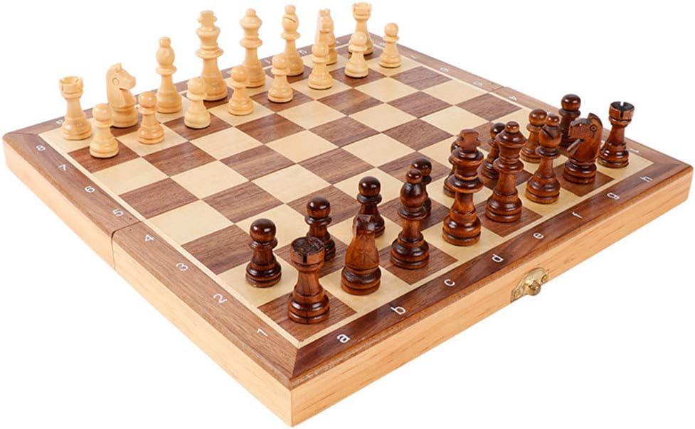 Professional Tournament Chess Fresno Mall Set International C 40% OFF Cheap Sale Folding Wooden